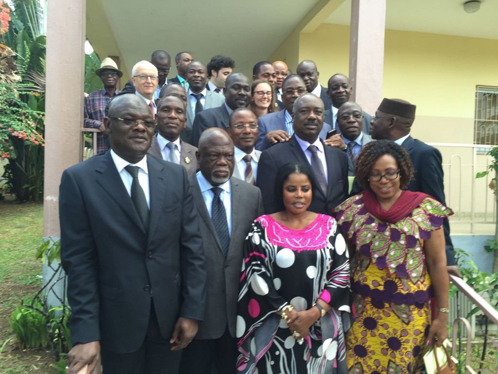 Rencontre avec les membres de l'Assemblée des Présidents des Régions et Districts de Côte d'Ivoire-ARDCI